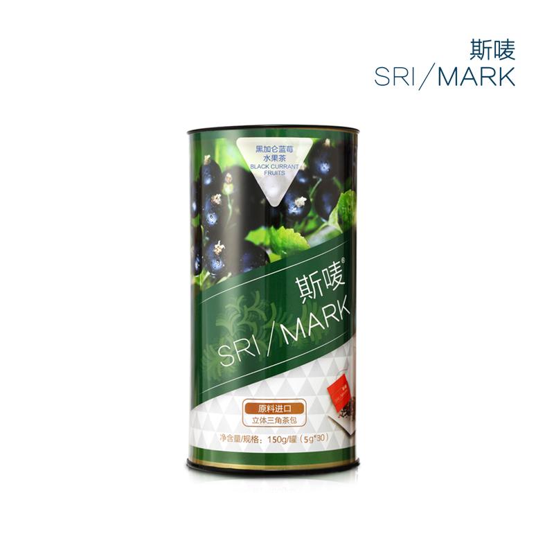 黑加仑蓝莓水果茶