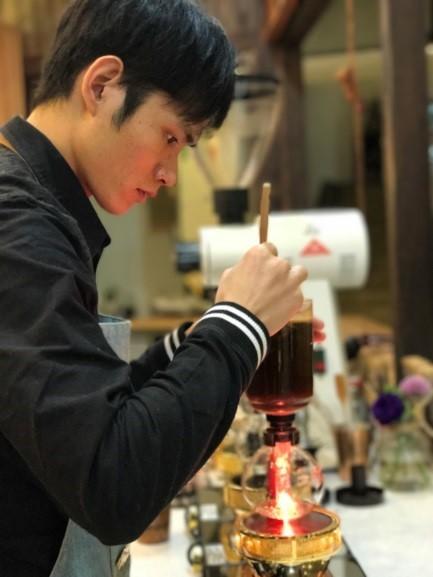 【大米专访】在光景一會还原一杯咖啡的完整出品过程