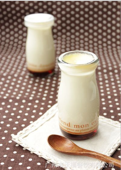 酸奶布丁 甜品 贡茶皇茶专用 奶茶原料批发 可贴牌代工OEM