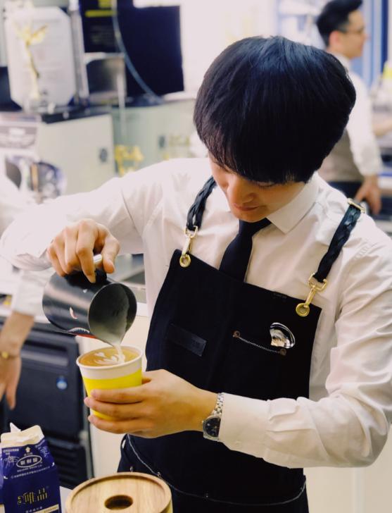 【大米专访】G•X COFFEE:所有与咖啡美好的相遇Start From Here
