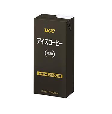 UCC 无糖液体冰咖啡