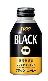 UCC BLACK无糖黑咖啡