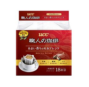 UCC 滴滤式职人咖啡(醇香摩卡) 20p