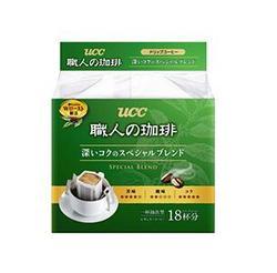 UCC 滴滤式职人咖啡(深厚浓郁)