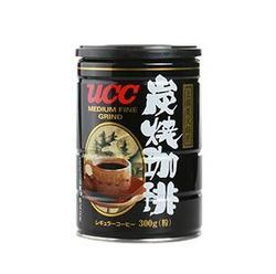UCC 炭烧综合咖啡粉