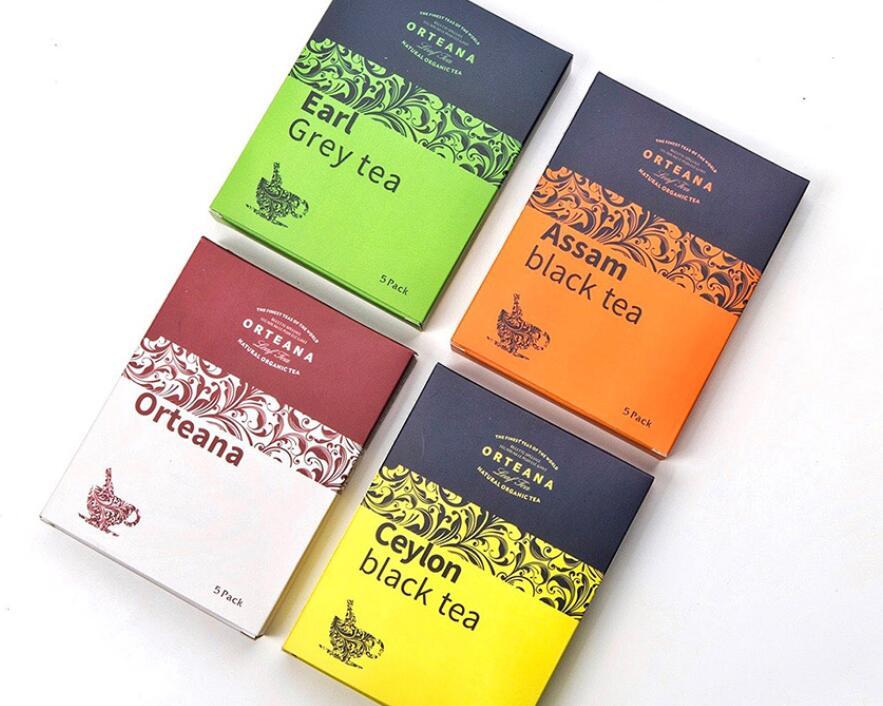 时尚缤纷系列茶叶