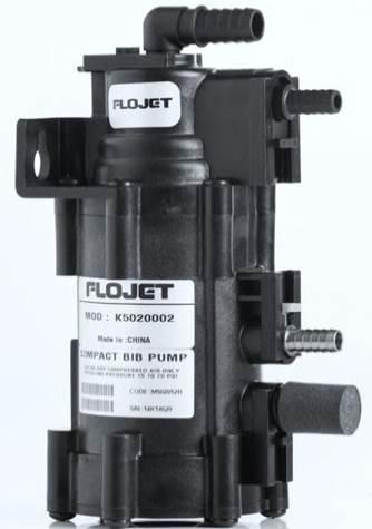 Flojet 迷你气动隔膜泵