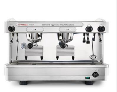 飞马/FAEMA E98大型商用半自动双头咖啡机A/2电控S/2手控原装进口