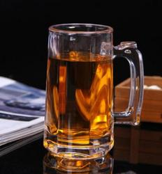 透明PC啤酒杯