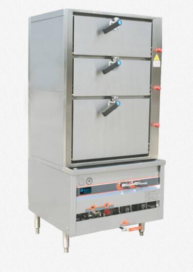 环保节能型中式多功能蒸炉