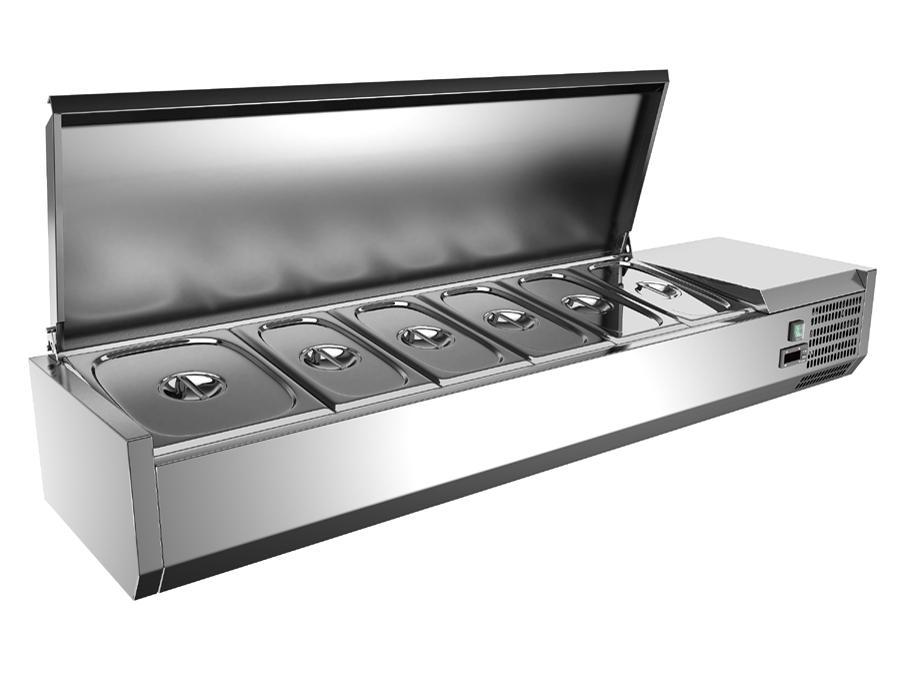 台式冷藏柜VRX1500-380 LID