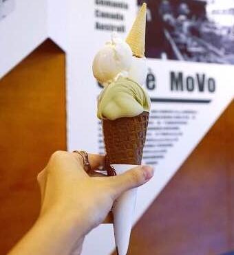 Movo gelato冰淇淋