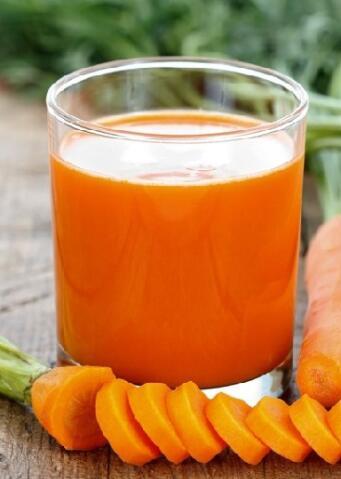 胡萝卜汁 新鲜果汁