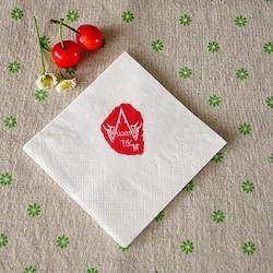 餐巾纸 仙梦
