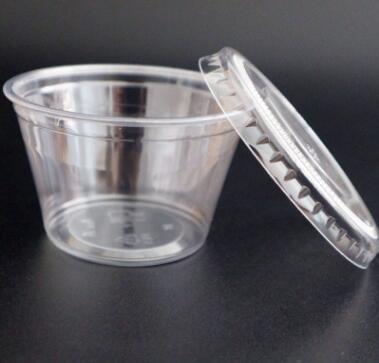 PET透明塑料杯