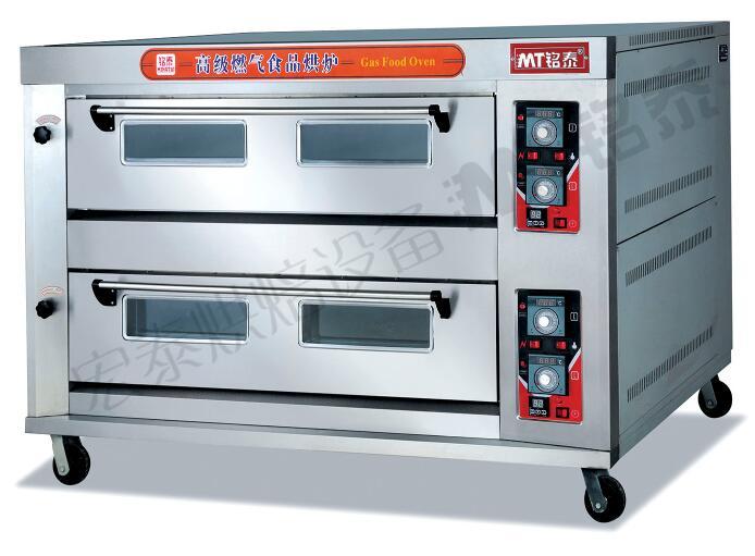 二层六盘燃气烤炉HTR-S-60Q