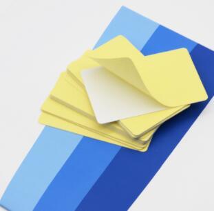 不干胶贴片卡