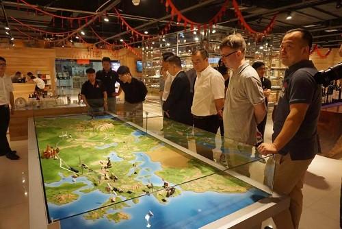 环球食品展,FHC,义乌商贸城,进口食品协会,上海环球食品展FHC推介会在义乌成功举办