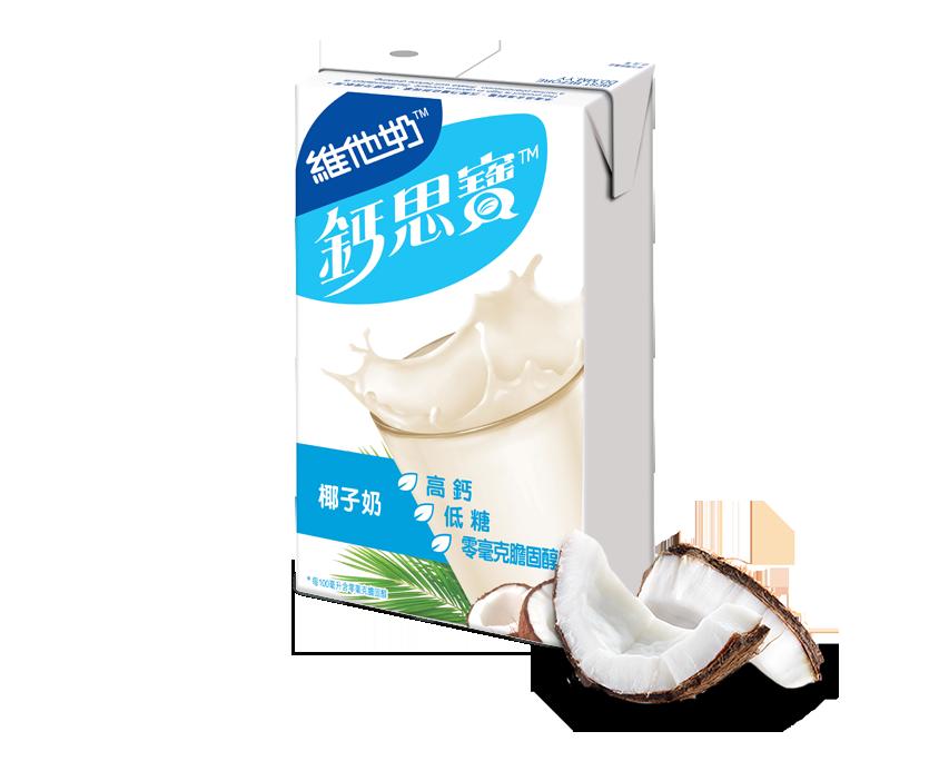 维他奶 钙思宝椰子奶