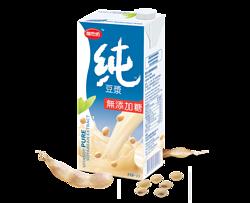 维他奶 纯豆浆 无添加糖