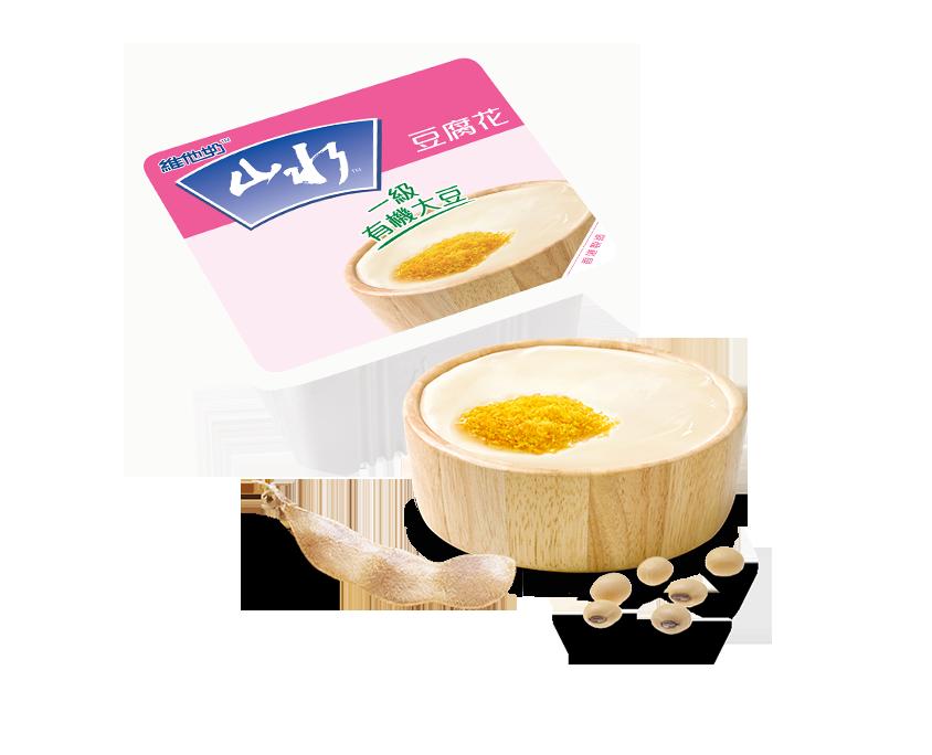 维他奶 山水系列 豆腐花