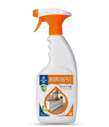 厨房油污清洗剂