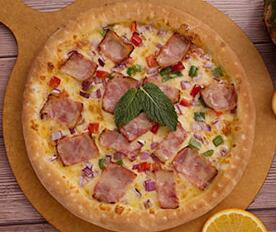 英伦培根披萨