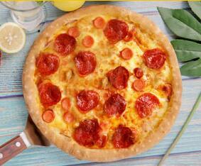 荤食主义披萨