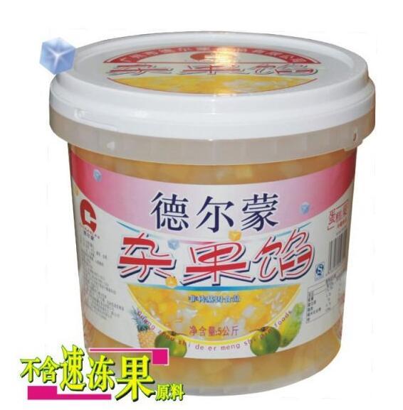 德尔蒙杂果果粒馅(5公斤装)