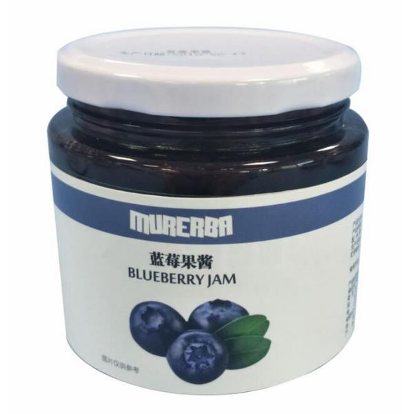 蓝莓水果果酱
