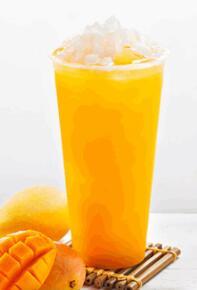 芒果益力多