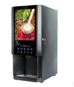 全自动商用智能扫码咖啡机