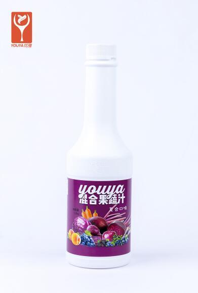 混合果蔬汁(紫)