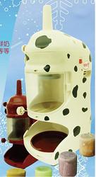 S208D乳牛铜盘刨冰机