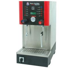 定温,定量蒸汽开水机