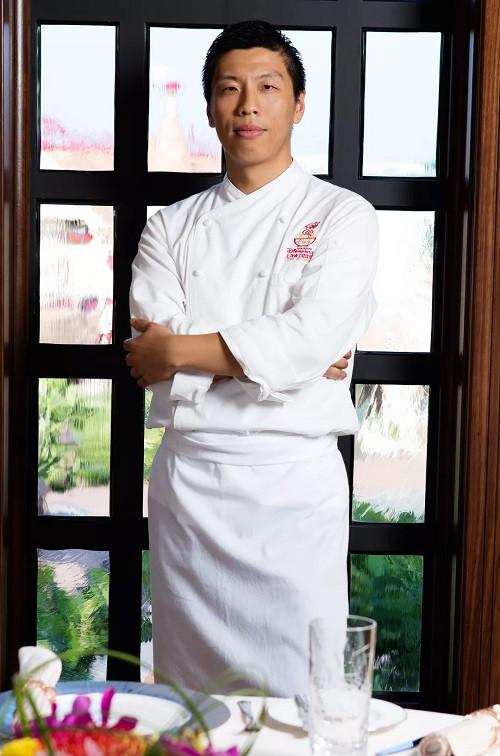 五星級酒店,FHC,喜來登,Edward Zhong:左手料理,右手為師