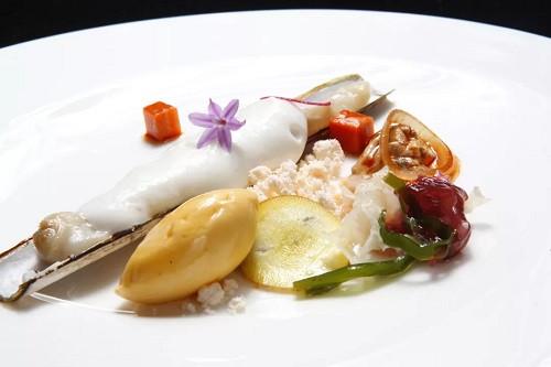 五星级酒店,FHC,喜来登,Edward Zhong:左手料理,右手为师