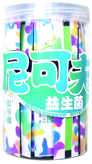 尼可夫益生菌固体饮料