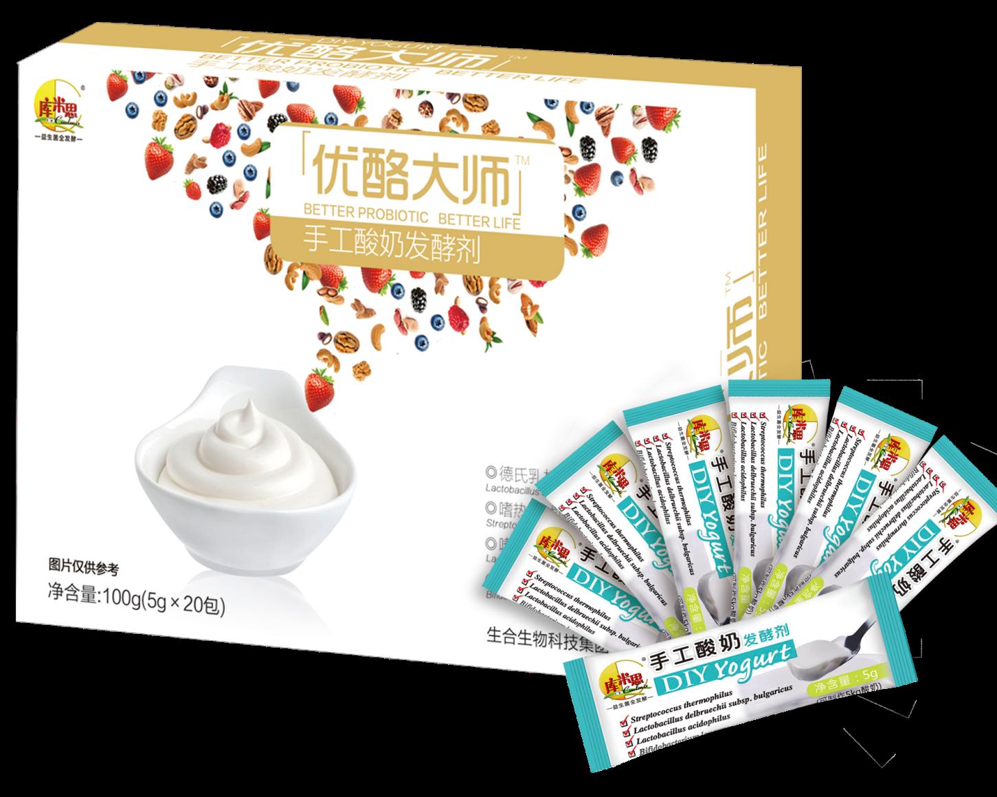 优酪大师手工酸奶发酵剂