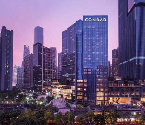 坐落珠江新城核心  广州康莱德酒店了解一下