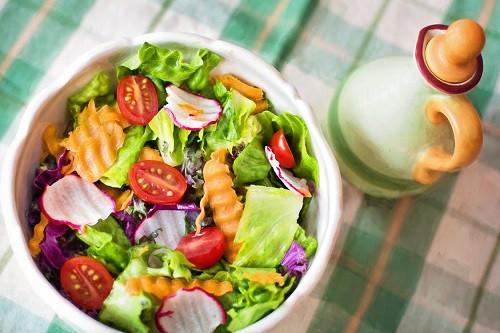 沙拉,蔬菜,沙拉酱,干货来了  盘点沙拉的几点功效
