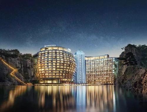 佘山世茂,漓想国,瑰丽酒店,2019最佳旅游地名单来了  国内三家酒店入选