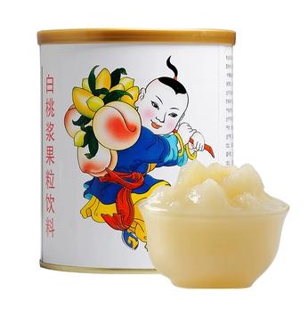 广禧白桃果酱850g/罐