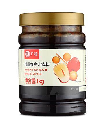 广禧桂圆红枣茶酱