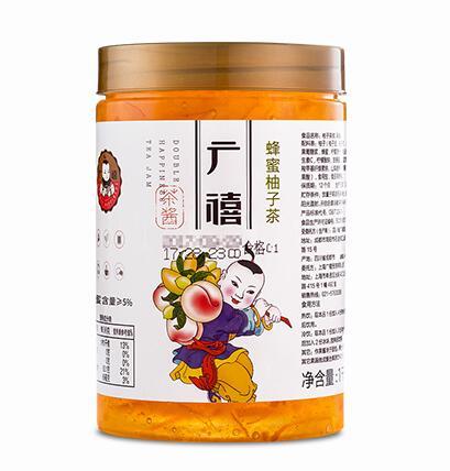 广禧蜂蜜柚子茶 1kg