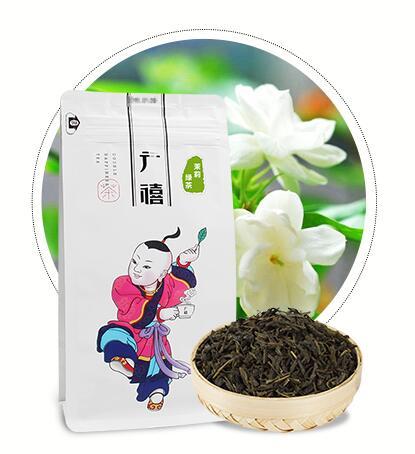 广禧茉莉绿茶 茶叶