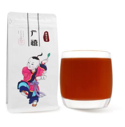 广禧袋装蜜香红茶 300g