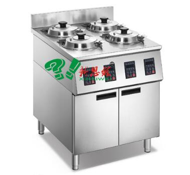 豪华版柜式4头煲仔饭机XSW-HC-4