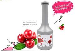 含肉果汁 蔓越莓