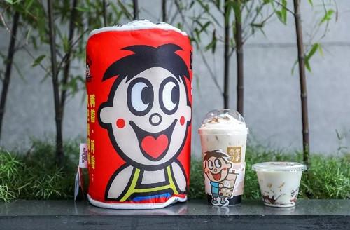 可口可乐,百事可乐,喜茶,旺仔,营销新玩法  来看看餐饮品牌的大动作